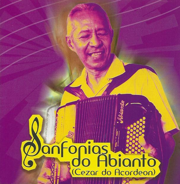 Sanfonias do Abianto - frente