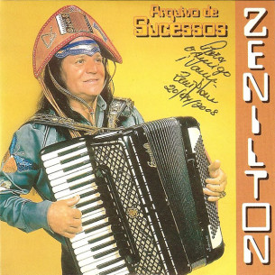 Zenilton CD frente p