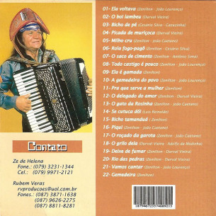 Zenilton CD verso p