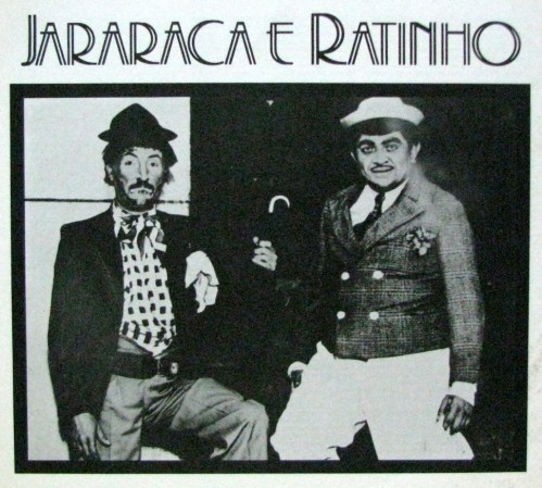 1960-jararaca-e-ratinho-jararaca-e-ratinho-foto