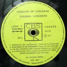 1971-coronel-ludugero-desquite-de-ludugero-selo-a