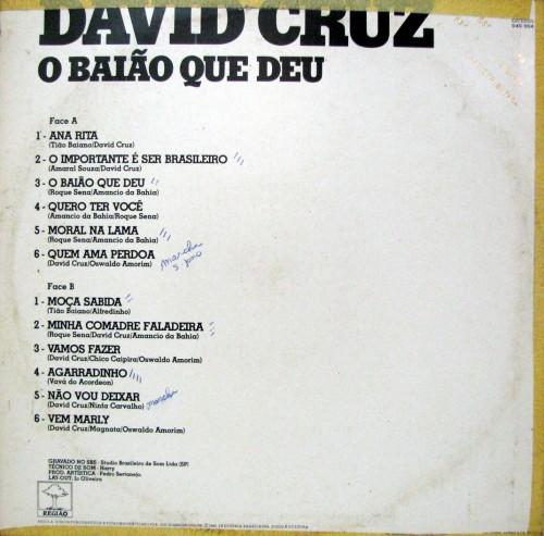 1981-david-cruz-o-baiao-que-deu-verso