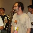 Jaiminho de Exú ensaiando com a banda Fim de Feira. *Fotos enviadas pelo Jairo Melo – de Vicência – PE.