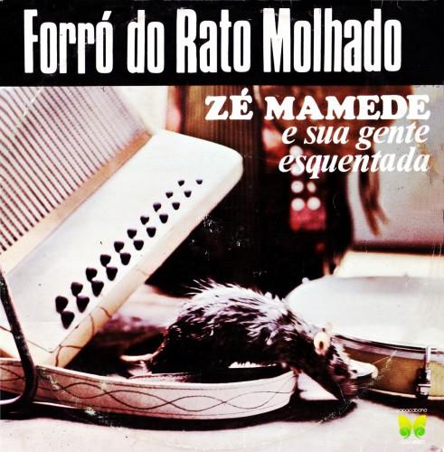 Zé Mamede - Forró Do Rato Molhado