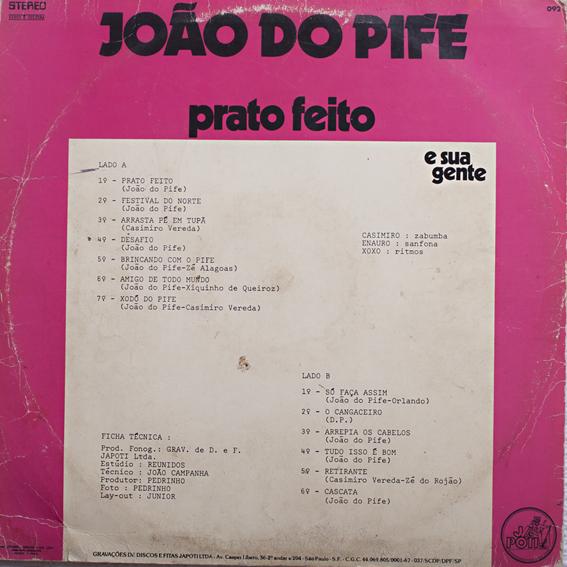 João Do Pife - O Rei do Pife