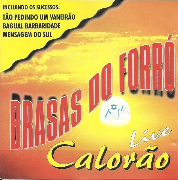 cd brasas do forro 2011