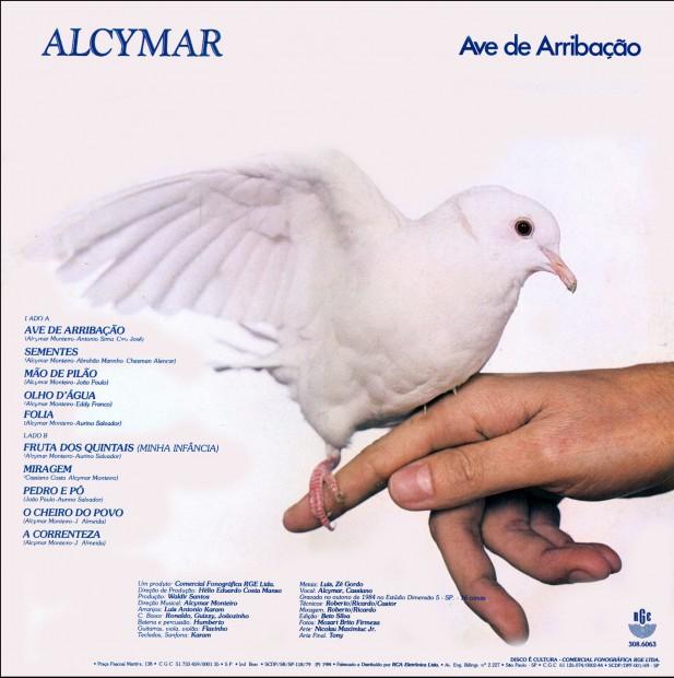 Alcymar verso