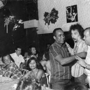 Lindu e Benito de Paula