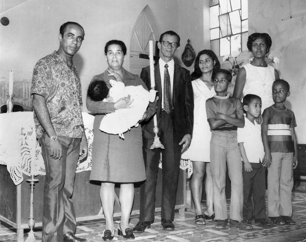 Lindu e familia