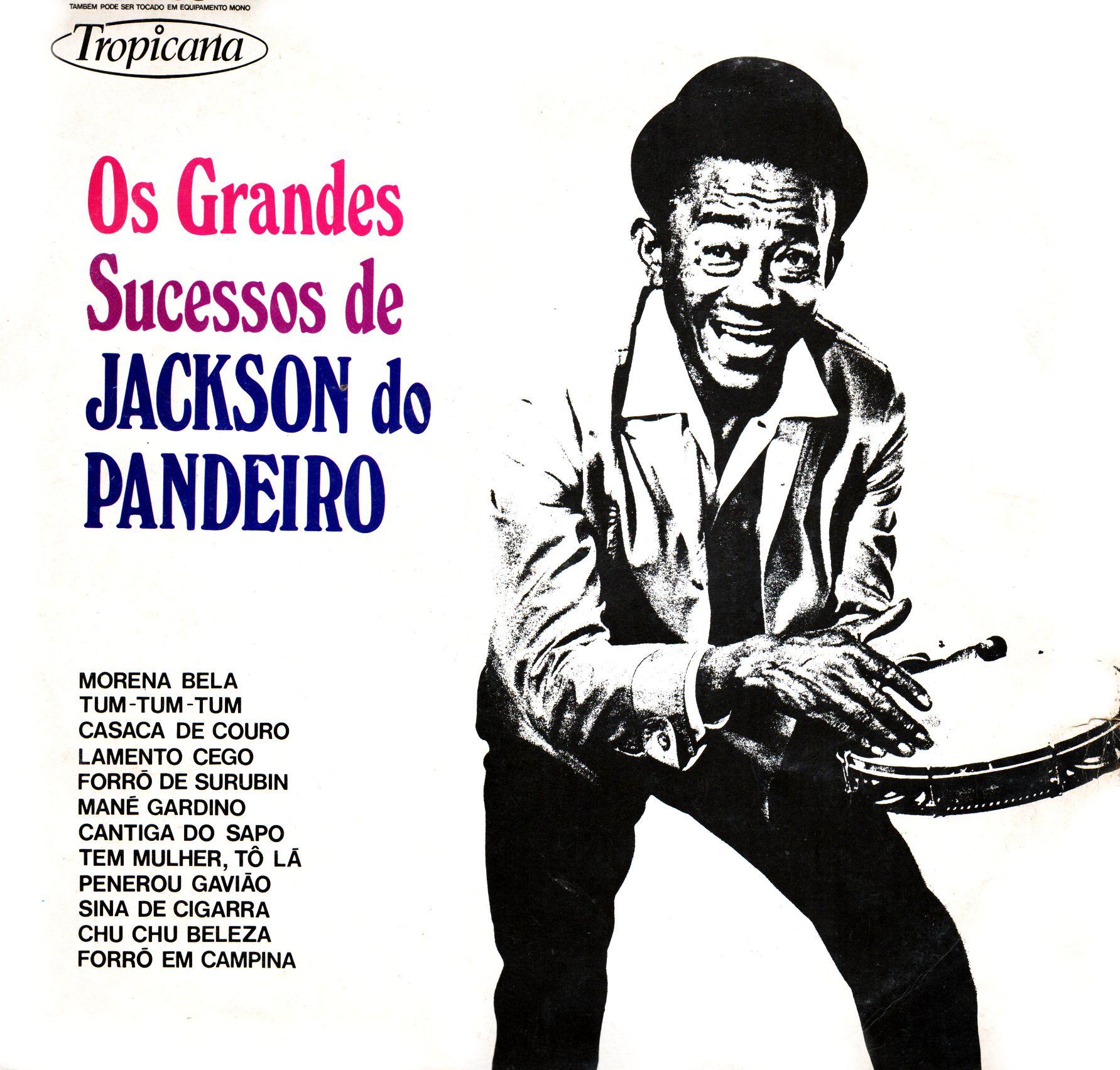 musicas de jackson do pandeiro gratis