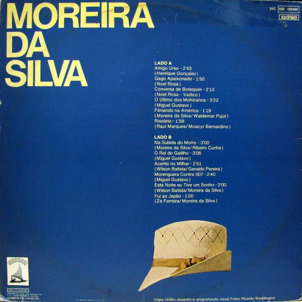 Moreira da Silva - O astro - verso