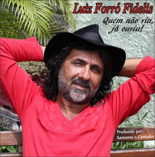 Capa - Luiz Forro Fidelis