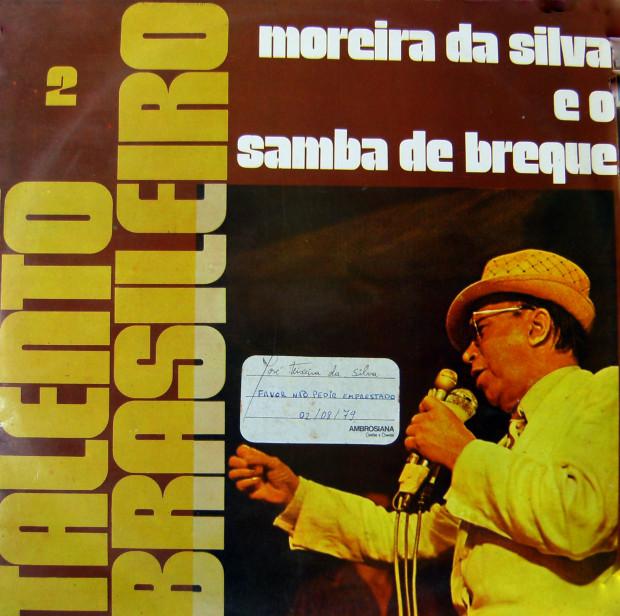 Samba de Breque - frente