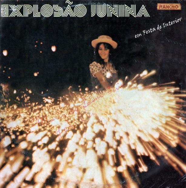 Capa - Explosão Junina
