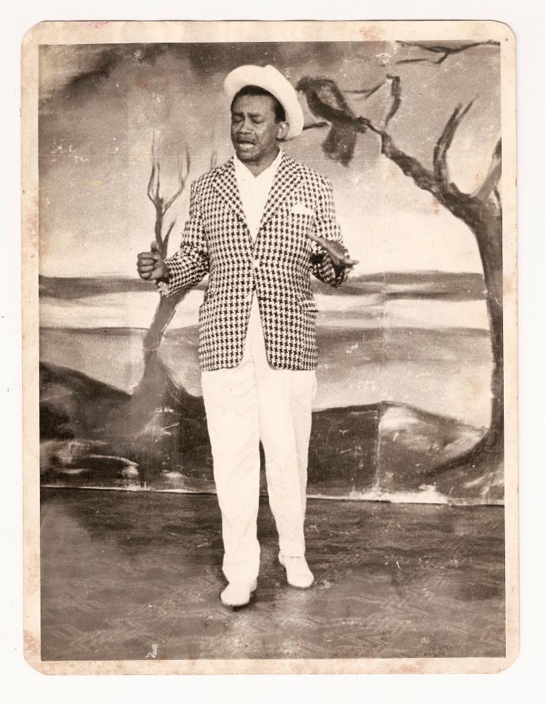 Forró do Jackson TV Tupi 1956