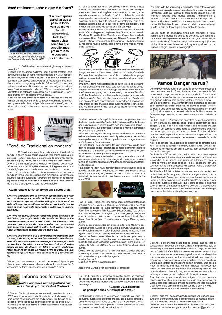 Jornal Forró em Foco - Jun2014 - verso