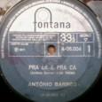 """Colaboração do Jhonatas Pasternack, de São Paulo – SP """"…tá aí um compacto simples do Antonio Barros com autorias próprias!"""" Antonio Barros – Compacto simples 1971 – Philips 01 – […]"""
