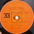 """Colaboração do Jhonatas Pasternack, de São Paulo – SP """"…to enviando mais um compacto. Compacto gravado em 1964 com 2 faixas do LP 'Pobre Menina Rica' Lançado pelo selo CBS, […]"""