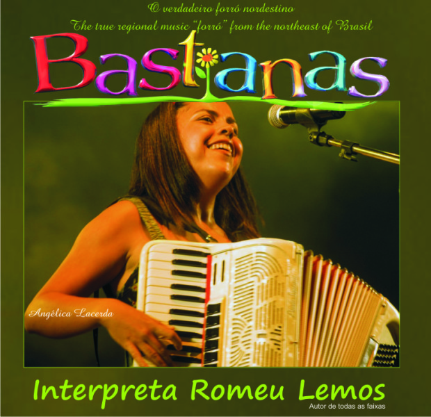 CAPA CD Bastianas interpreta Romeu
