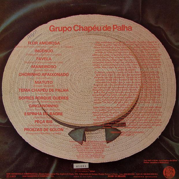 Grupo Chapéu de Palha