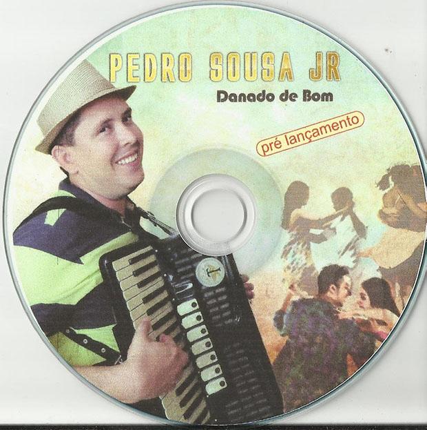 Selo CD Pedro Sousa Junior p