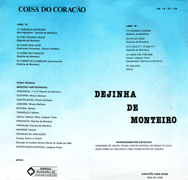 Djinha - Verso p