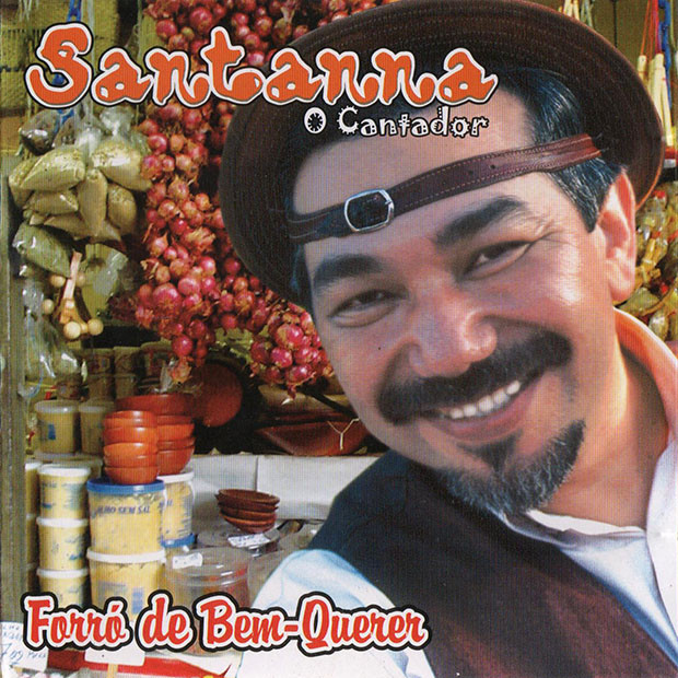 discografia de santana o cantador