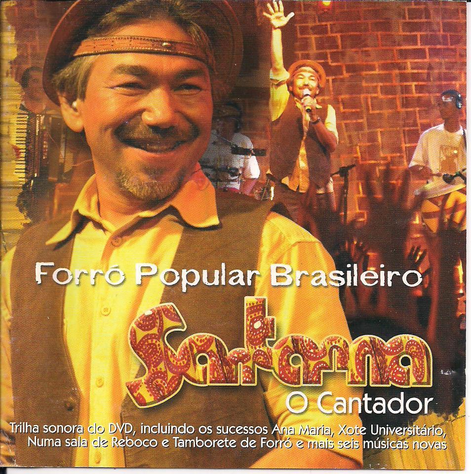cd de santanna o cantador 2010