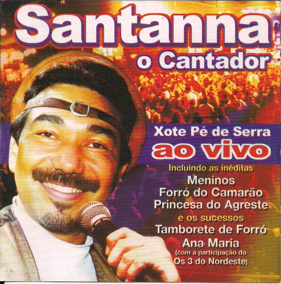 cd santanna o cantador 2010