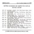 Colaboração do William de Paiva Vital, de Recife – PE Um raro compacto duplo do Rei do baião. Luiz Gonzaga – Compacto Duplo 1967 – RCA Victor 01. Hora Do […]
