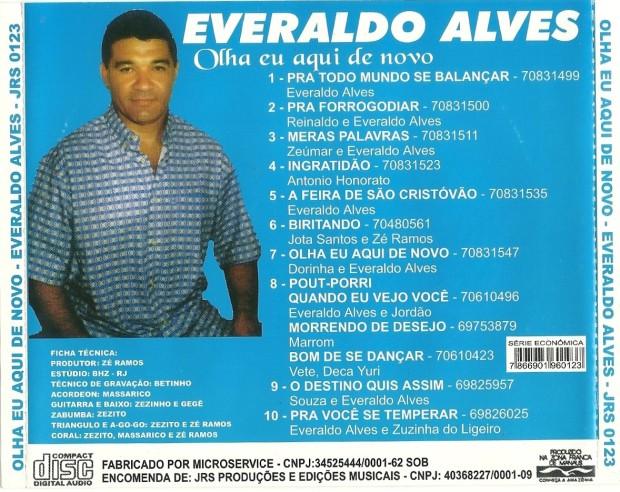Everaldo Alves (Verso)