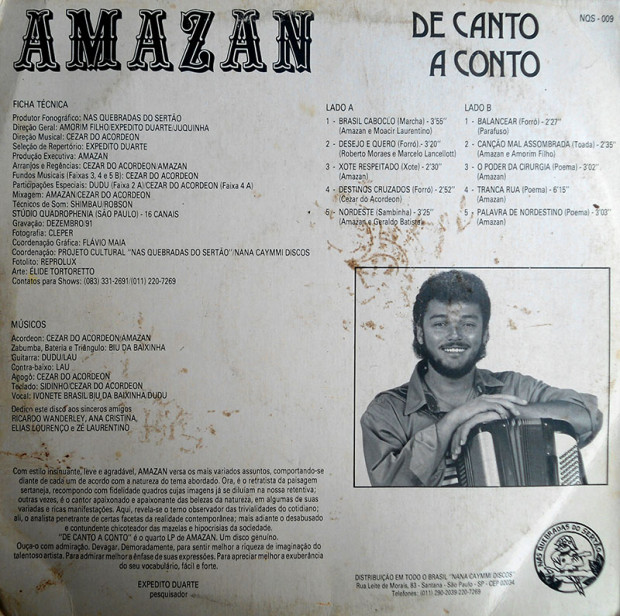 pAmazan (1992) D