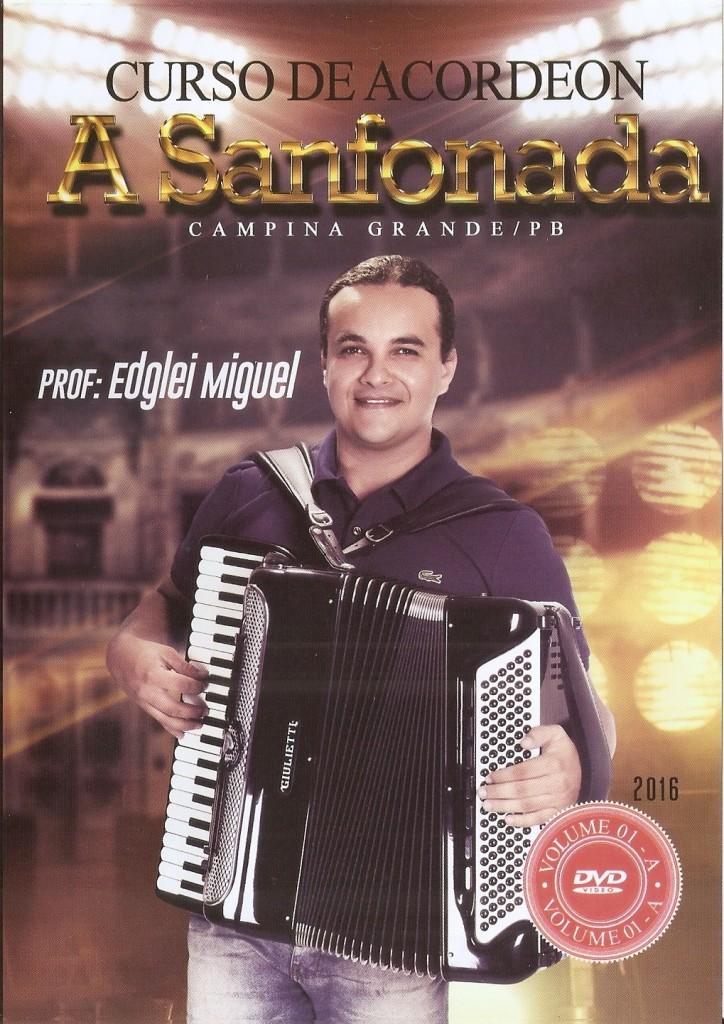 Edglei Miguel - capa