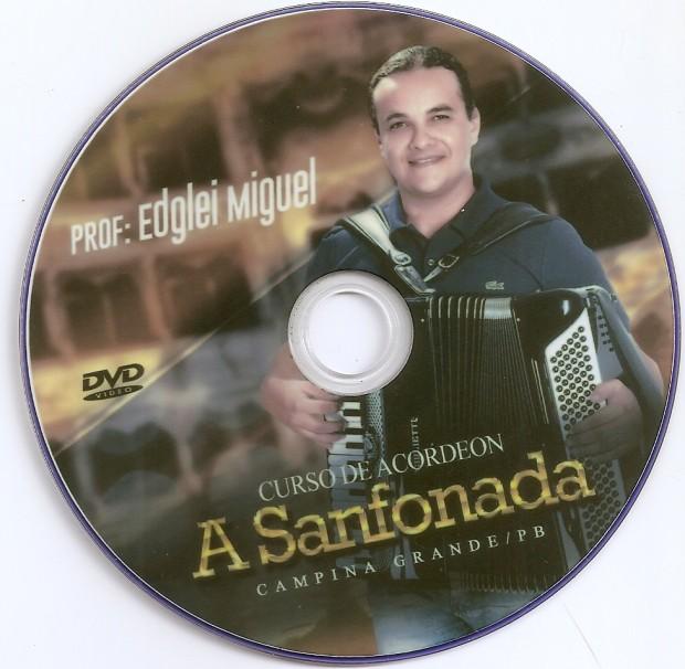 Edglei Miguel - dvd