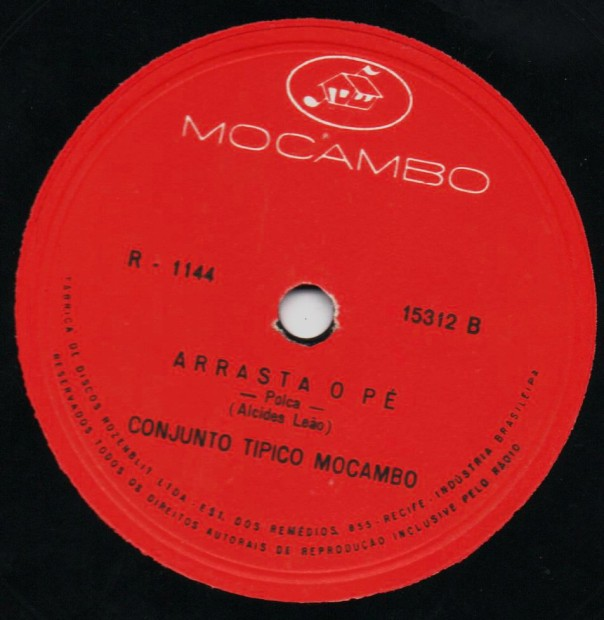 Lado B - Conjunto Típico Mocambo