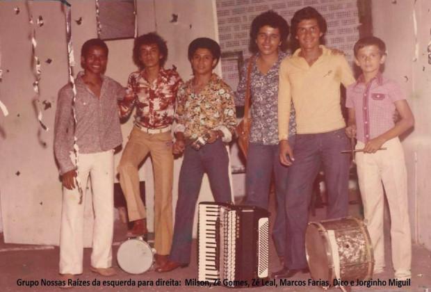 grupo Nossas raízes 1979