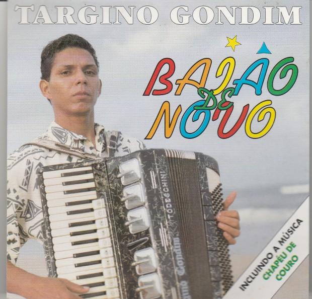 Targino Gondim - Baião Novo Capa