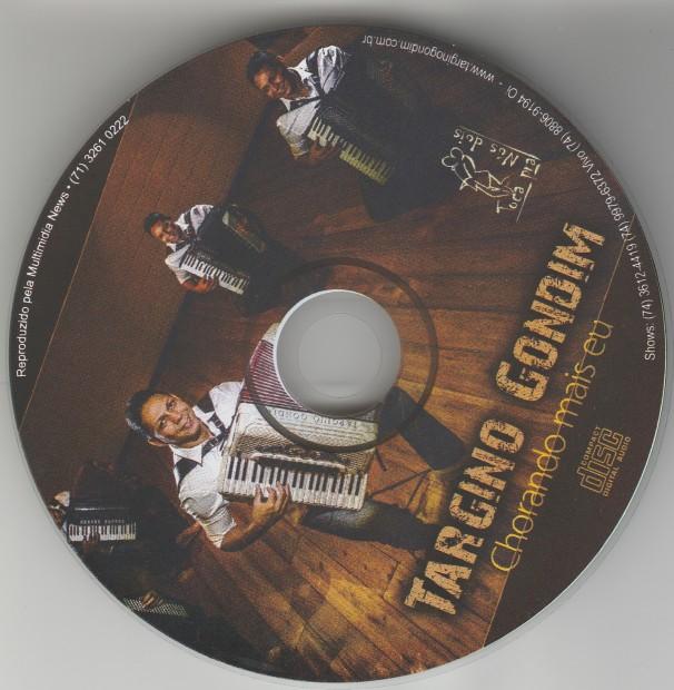 Targino Gondim - Chorando mais eu - CD