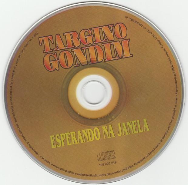 Targino Gondim - Esperando na Janela - CD