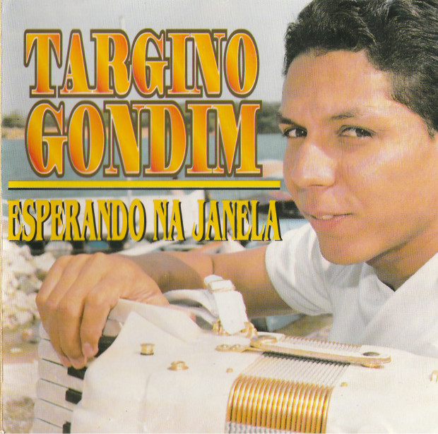Targino Gondim - Esperando na Janela - Capa