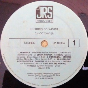 Chico Xavier A