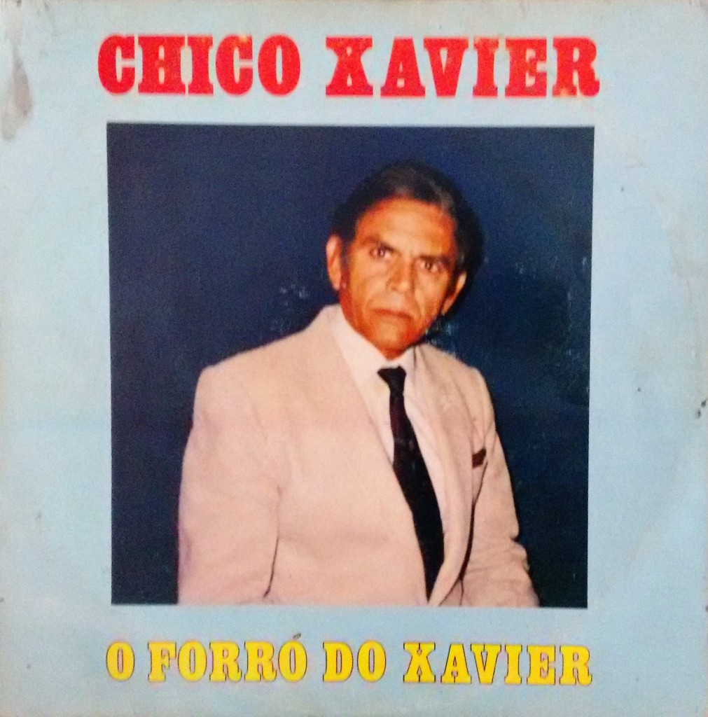 Chico Xavier Capa