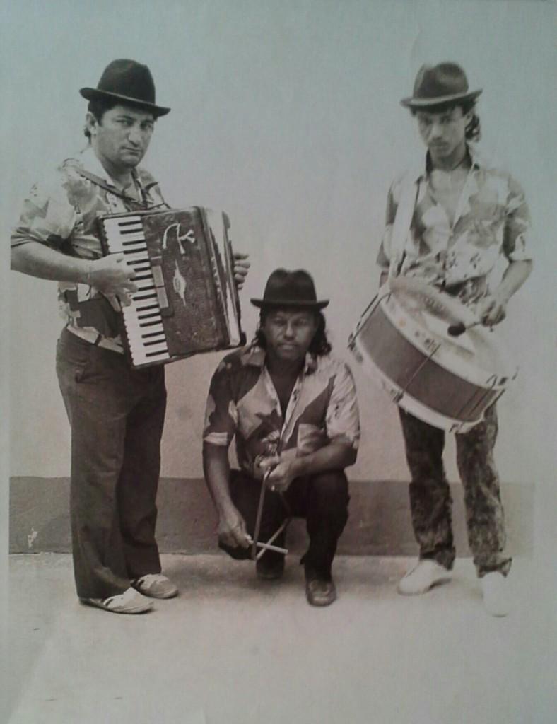 ZEINHO DA SANFONA E TRIO PARAÍBA.ZEINHO SANFONA,ÍNDIO TRIANGULO E ROBERTO ZABUMBA.