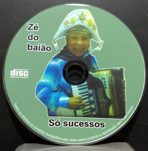 Só sucessos - cd