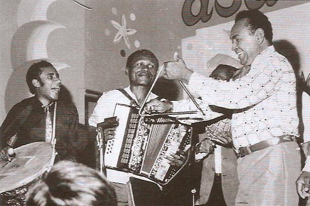 Chiquinho Queiroz, Jonas de Andrade e Luiz Gonzaga
