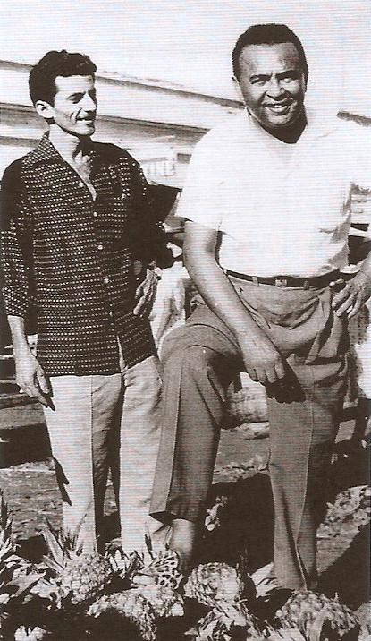 Onildo Almeida e Luiz Gonzaga