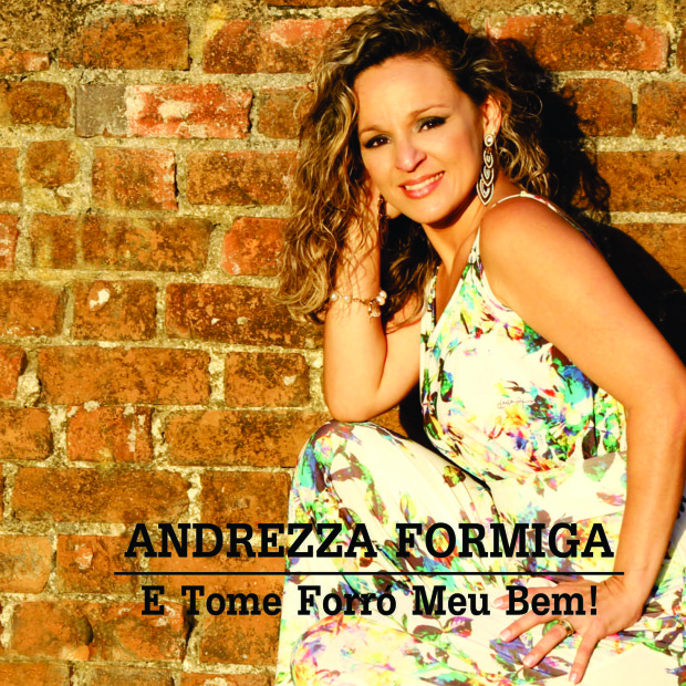 capa cd andrezza