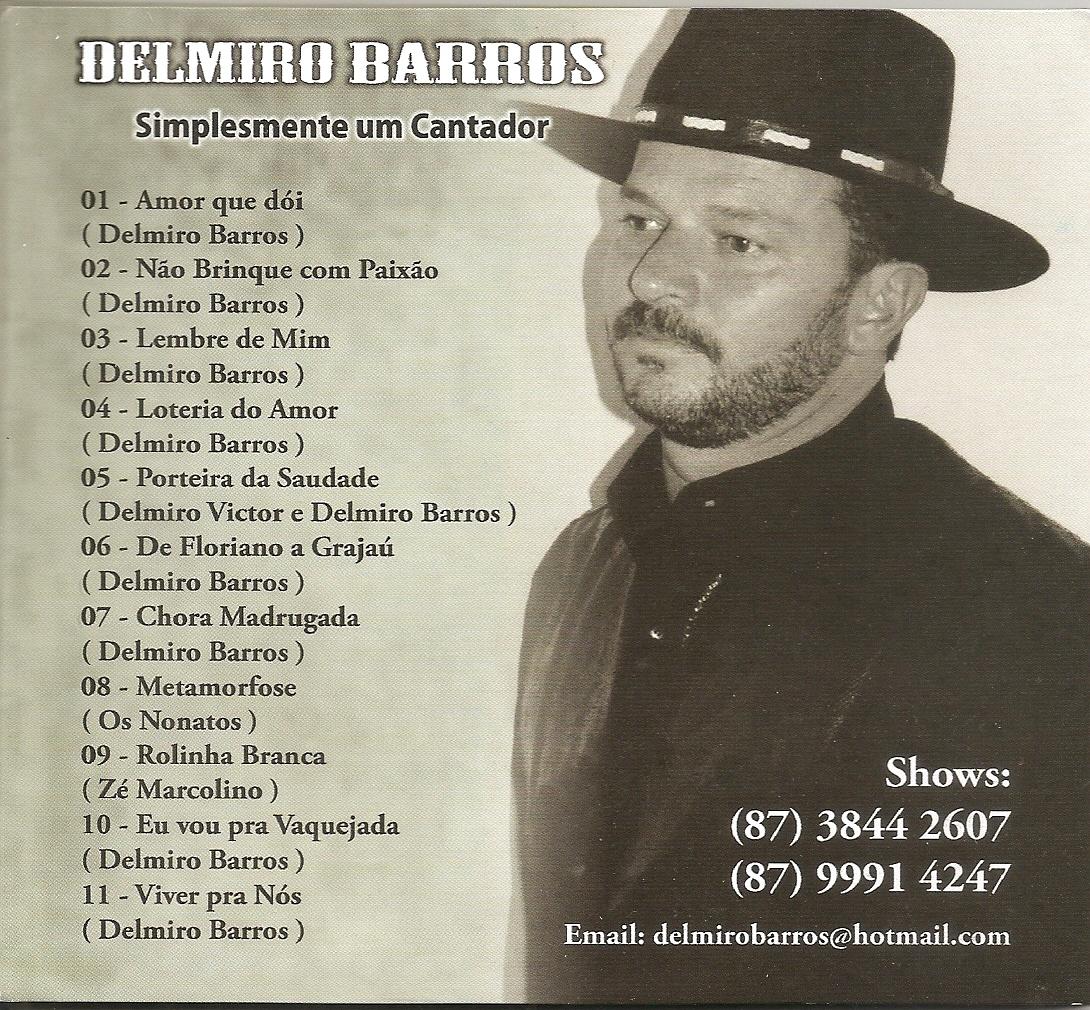 primeiro cd delmiro barros